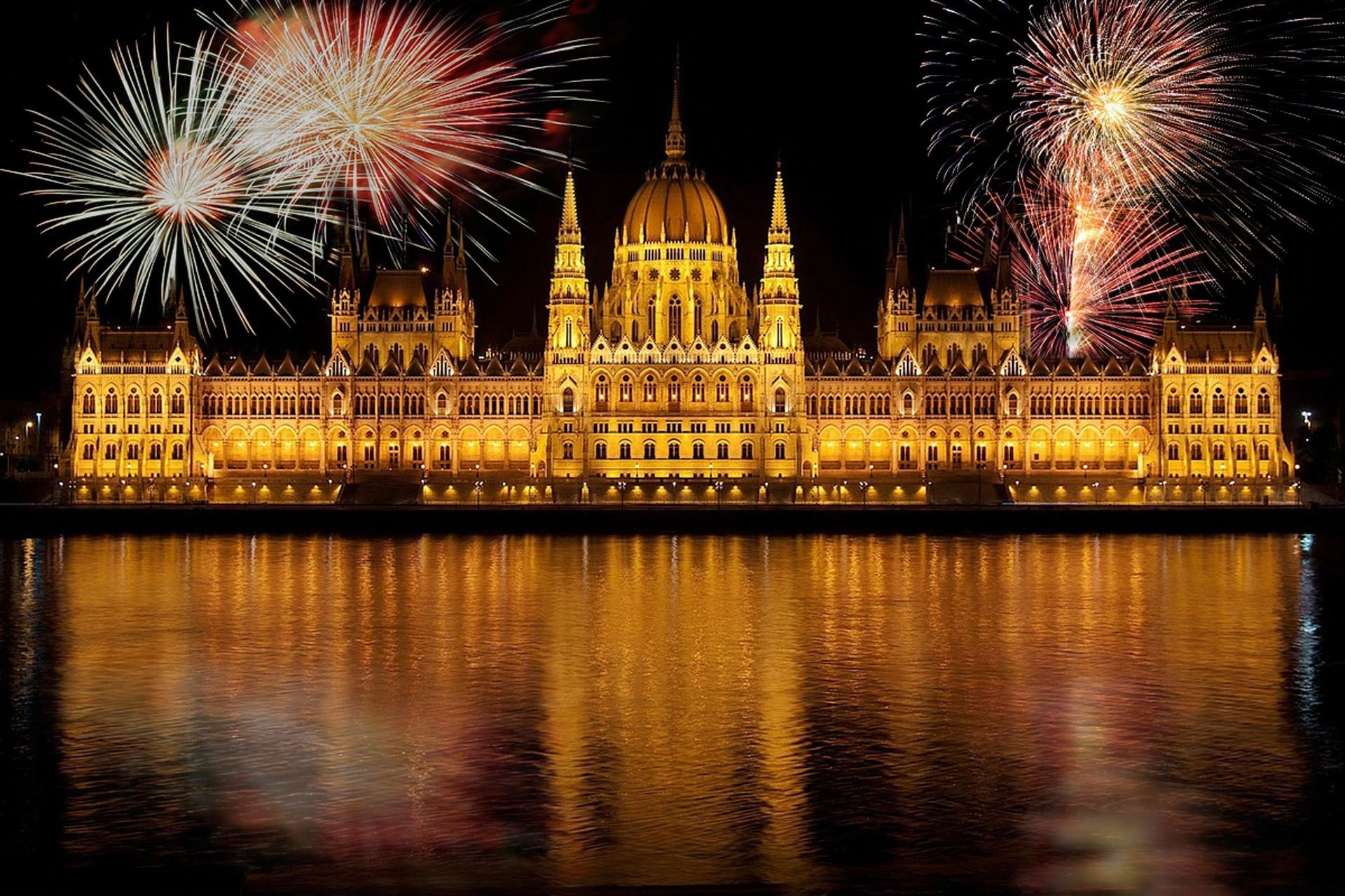 Мероприятия в новый год в будапеште